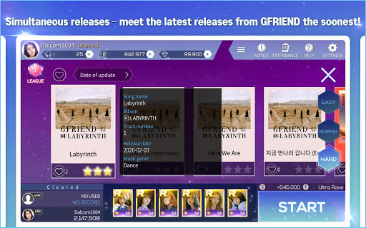 SuperStar GFRIEND 1.11.8 screenshots 20