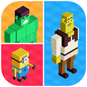Guess Blocky Character Quiz