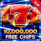 Slots - Huuuge Casino: Free Slot Machines Games icon