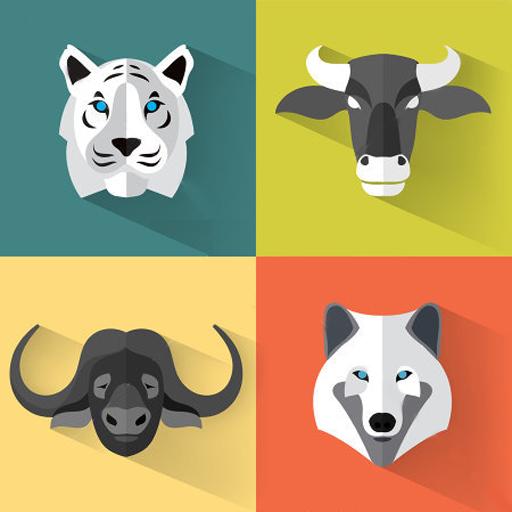 동물 소리 및 아이들을위한 이미지 娛樂 App LOGO-硬是要APP