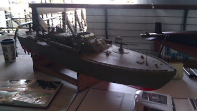 Photo: Radio Controlled ELCO PT Boat. Awesome! I want one.