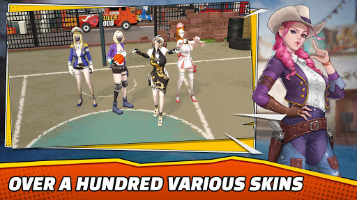 Screenshot for Basketball crew 2k18 - dunk stars street battle! in United States Play Store