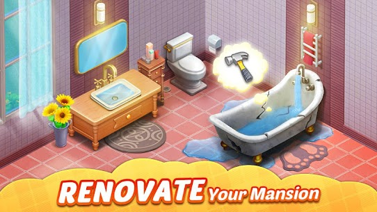 Matchington Mansion MOD APK 1.85.0 [Unlimited Coins + Unlocked] 10