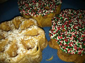 Rosettes - Norwigian Cookies