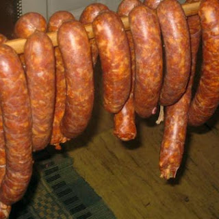 Homemade Slovak Sausages