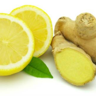 Lemon Ginger Pickle