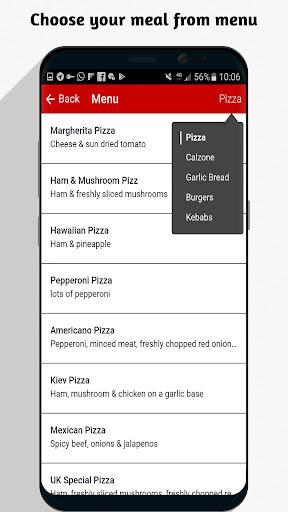 UK Pizza Online 1.0 screenshots 3