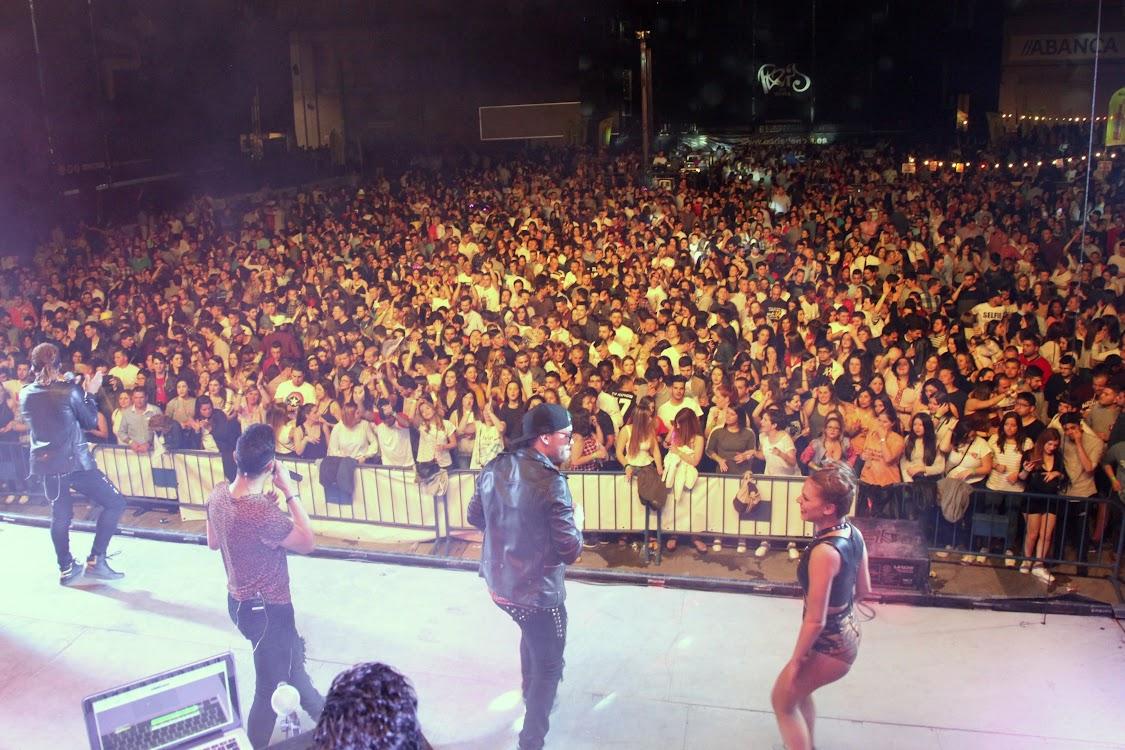 El Combo Dominicano, París de Noia y Panorama reunieron a más de 5.000 personas en la edición más ambiciosa del Spring Festival