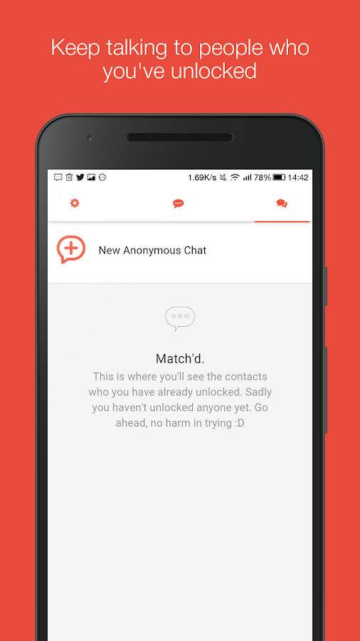 Matchr- screenshot