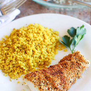 Coconut Crusted Fish Recipes