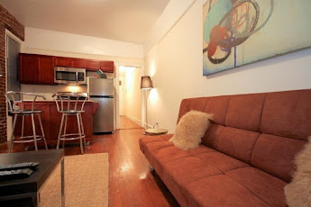 Fully furnished 2 bedroom 1 block from Union Sq.
