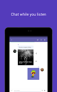 Rithm - Free Music Messaging - screenshot thumbnail
