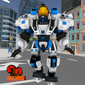 Flying Super-Hero Rescue Robo Android APK Download Free By DreamsPlay Studio