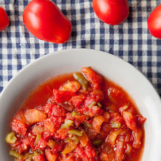 The Best Stewed Tomatoes Ever.
