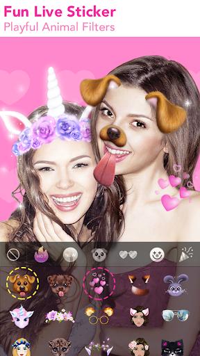 Download Face Filter, Selfie Editor - Sweet Camera MOD APK 2