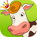 Dirty Farm for Kids icon