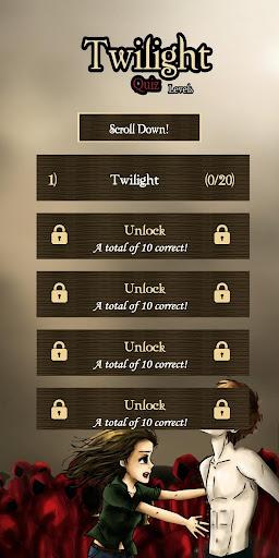 Twilight Series Quiz screenshots 4