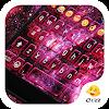 Space Dust Emoji Keyboard -Gif