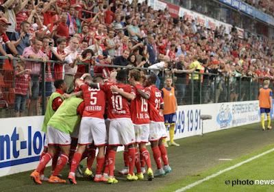 Les joueurs et les supporters du Standard animeront l'avant-match à Charleroi