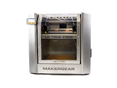 MakerGear Ultra One Industrial IDEX 3D Printer