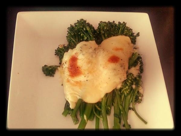 Cheesy Broccolini Recipe