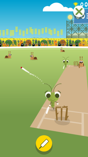 doodle cricket by asissuthar