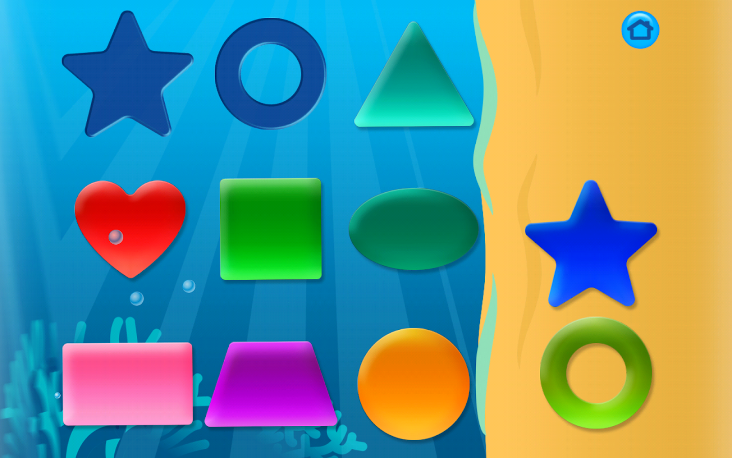Magic Sorter:10 games for kids- screenshot