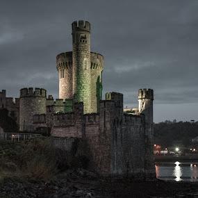 Blackrock Castle 19-11-2016 by John Holmes - Buildings & Architecture Public & Historical ( lee, blackrock, cork, ireland, castle, observatory, dusk, river )