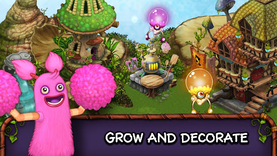My Singing Monsters for PC-Windows 7,8,10 and Mac apk screenshot 3