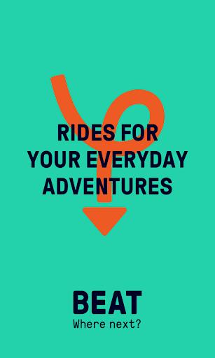 Beat - Ride app  screenshots 5