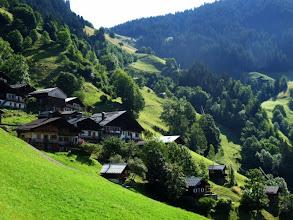 Photo: le hameau de Boudin