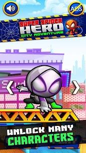 Super Spider Hero: City Adventure 5