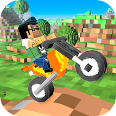 Cube Motocross: Bike Stunts 3D