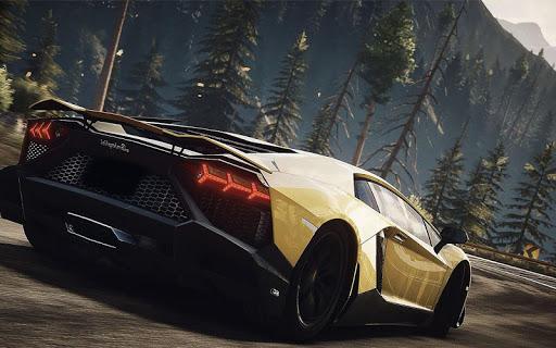 Lamborghini Aventador Drive Simulator 1.3 screenshots 1