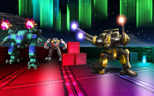 Robots de guerre de l'espace  captures d'écran 3