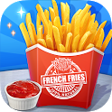 Fast Food - French Fries Maker icon