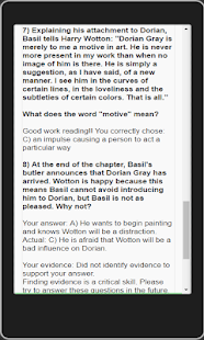edMe Reading: Picture of Dorian Gray- screenshot thumbnail