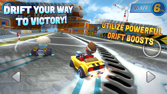 Boom Karts – Multiplayer Kart Racing Apk  Download For Android 4