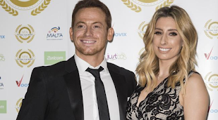 Stacey Solomon's connection with Joe Swash