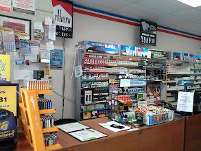 Photo: tobacco store
