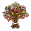 おみくじ結びの木