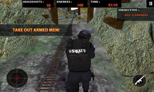 SWAT 팀 카운터 스트라이크 포스