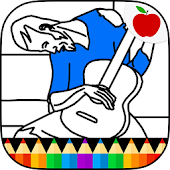 Picasso: Coloring for Adults