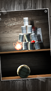 Can Knockdown 8