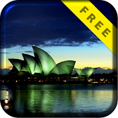 Sydney Panorama Live Wallpaper
