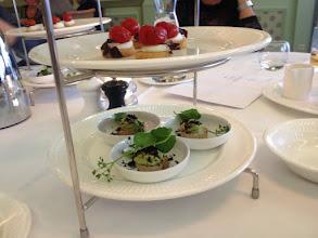 Photo: 22 januari 2017: High Tea in het Carlton Ambassadorhotel Den Haag