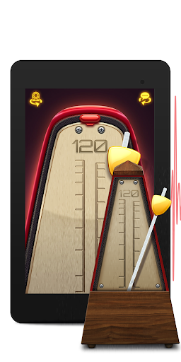 Real Metronome for Guitar, Drums & Piano for Free screenshot 4