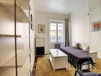 Studio meublé 13,23 m2