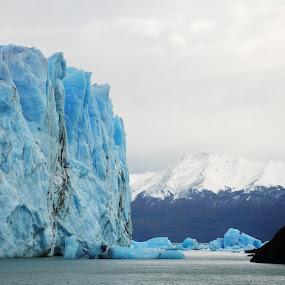 Perito Moreno by My 1st Impressions - Landscapes Travel ( perito moreno glacier argentina patagonia ice andes )