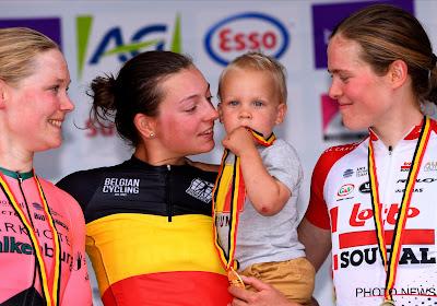 Belgische kampioene Jesse Vandenbulcke is klaar om te knallen in 2020